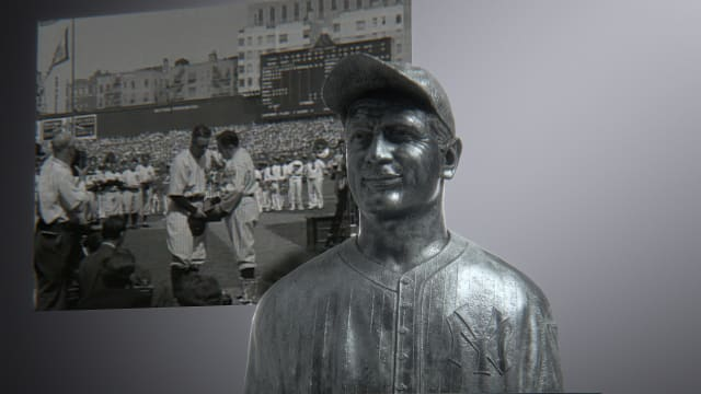 Read more about the article MLB, Candy unveil Gehrig NFT; auction July 4